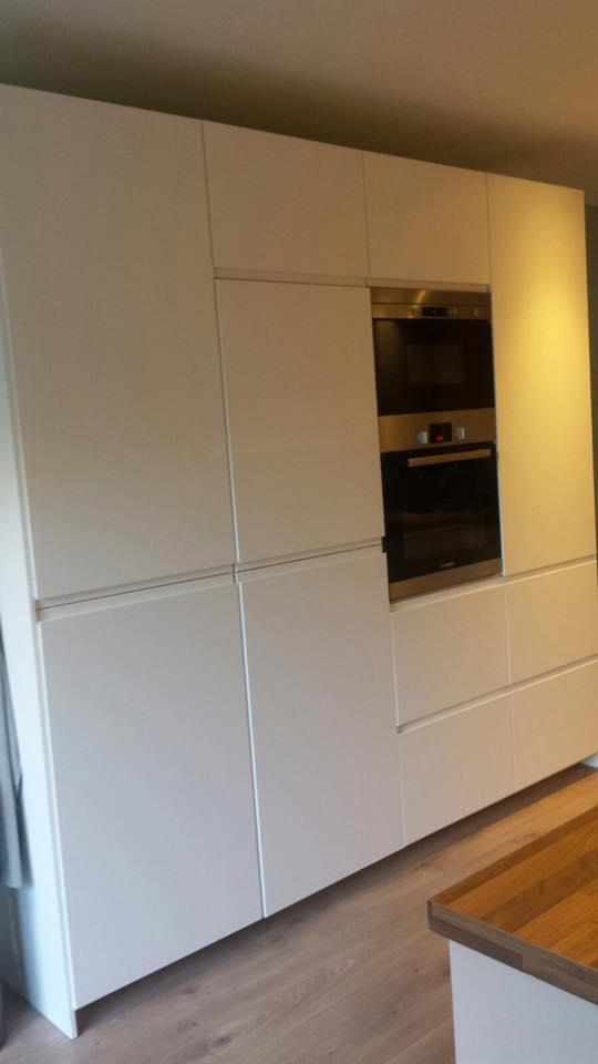 Hout het stijlvol ikea keukens montage for Ikea ladeblok hout